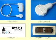 चीन Hitachi Compatible Convex Ultrasound Transducer Probe For Ultrasound Equipment फैक्टरी