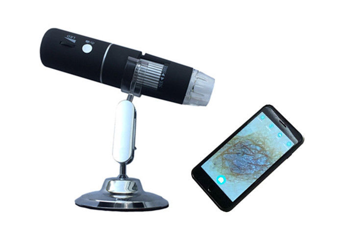 Wireless Video Dermatoscope Facial Skin Checker Skin Camera 1000 Times Magnification With Capturing Pictures to PC
