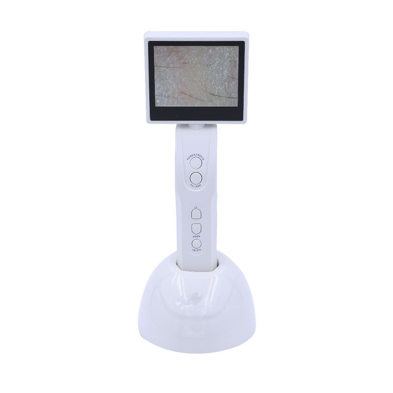 Professional Skin Tightening Machine Digital Skin Analyzer With 2 Million Pixels Display
