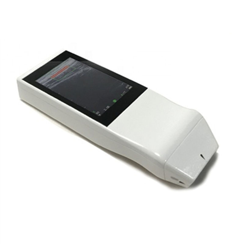 Diagnostic Color Doppler Handheld Ultrasound Scanner With 3 Inch Touch Screen