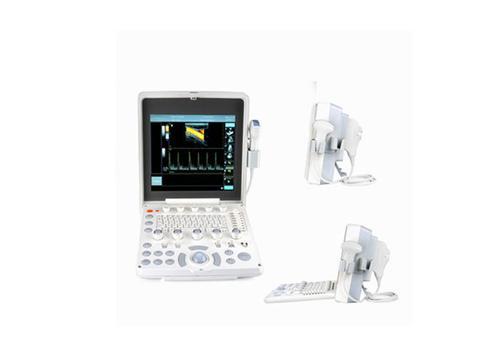 Portable Ultrasound Unit Portable Ultrasound Scanner With 3D Optional And 5.5Kgs Weight