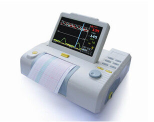 "L8  7""TFT / Fetal Monitor Folding 90 Degree Multi Parameter Patient More Than 12 hours Data Storage AC or LI-battery Run"