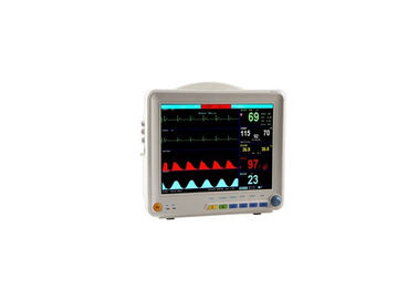 चीन Patient Monitoring Systems Multi Parameter Patient Monitor With 12 Inch TFT Screen फैक्टरी