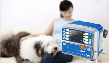 चीन Portable Medical Veterinary Infusion Pump With Colorful LCD Display फैक्टरी